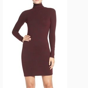 New FRENCH CONNECTION M sweeter sweater dress red